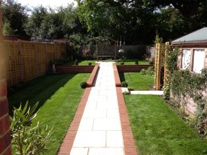 Landscaping Brasted Chart