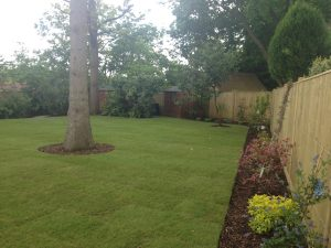 Landscaping Oxted